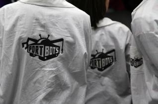 Our Portland Robotics Team